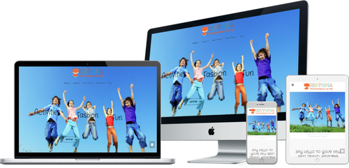 Kidtopia Responsive Website Design - Urban Solution